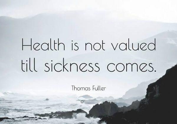העיקר הבריאות