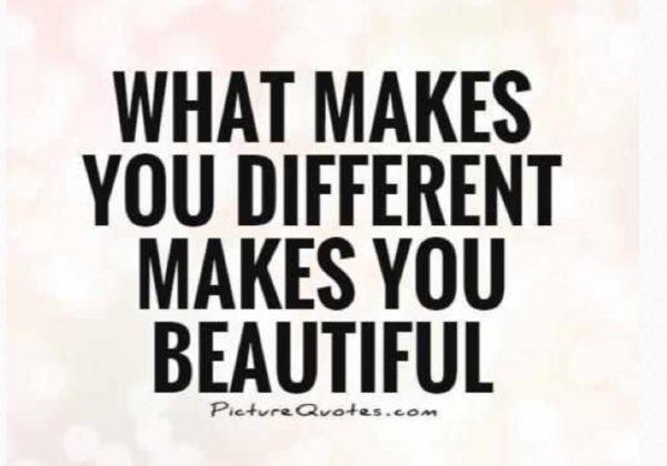 תהיו שונים- תהיו מיוחדים